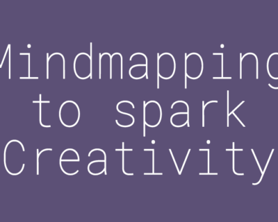 Mindmapping to spark creativity